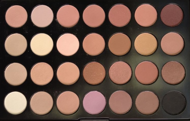 Bridal Eyeshadow Palette  (28 colours)