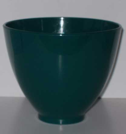 Soft plastic bowl